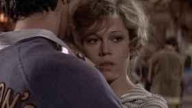 Jane Fonda en 'Danzad, danzad, malditos'.