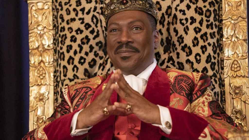 Eddie Murphy es ahora 'El rey de Zamunda'.