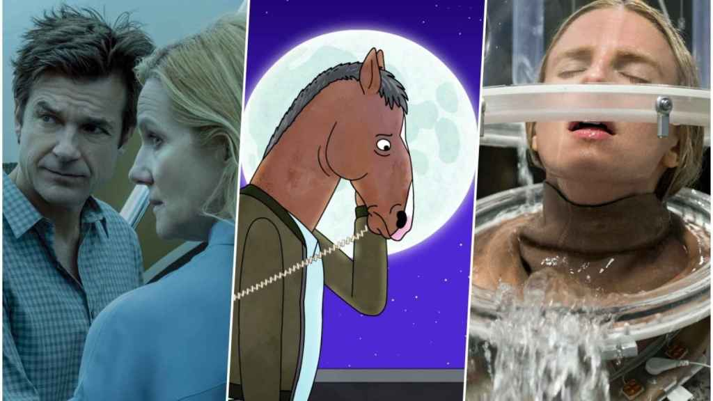 'Ozark', 'Bojack Horseman' y 'The OA'.