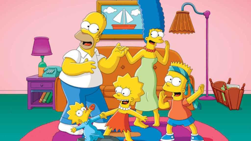 'Los Simpson' renuevan por dos temporada más, hasta 2023