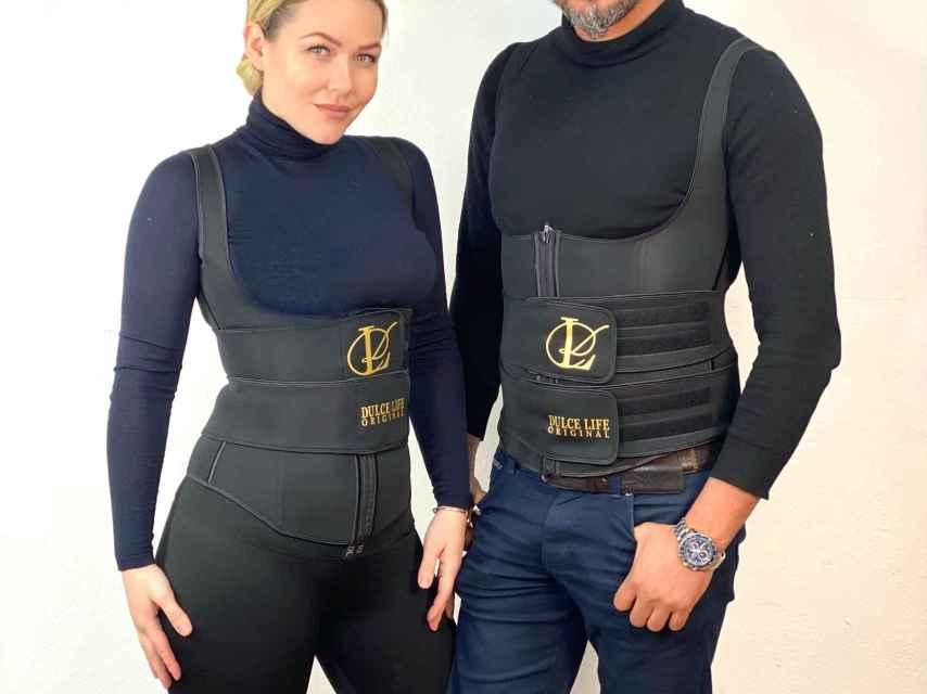 Tarek y Yulia
