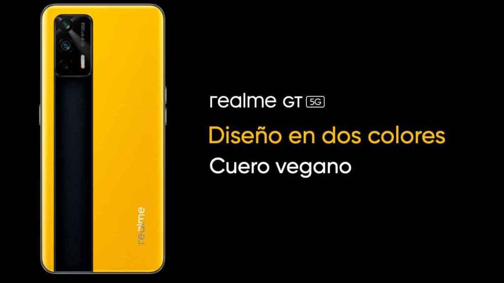 Realme GT.