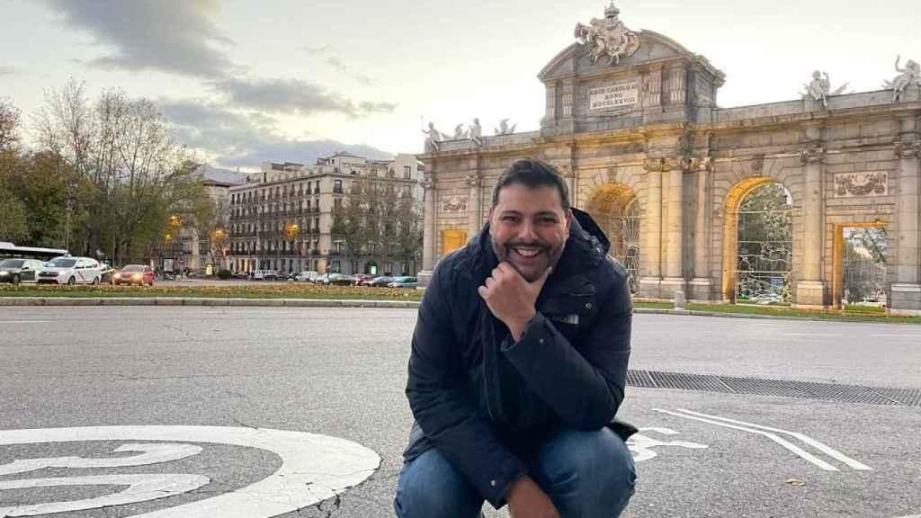 Sebastian Oliveira, Country Manager para España de TaxScouts