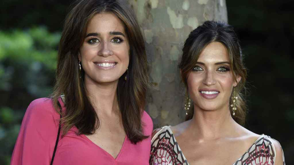 Isabel Jiménez y Sara Carbonero en una imagen de archivo.