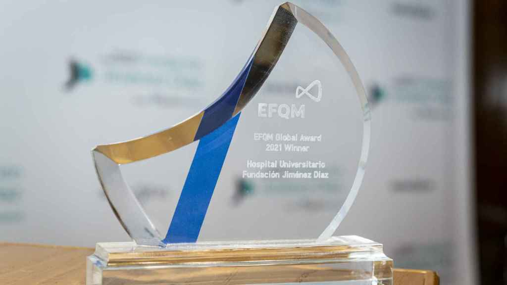 El EFQM es el premio a la excelencia en gestión de mayor prestigio internacional.