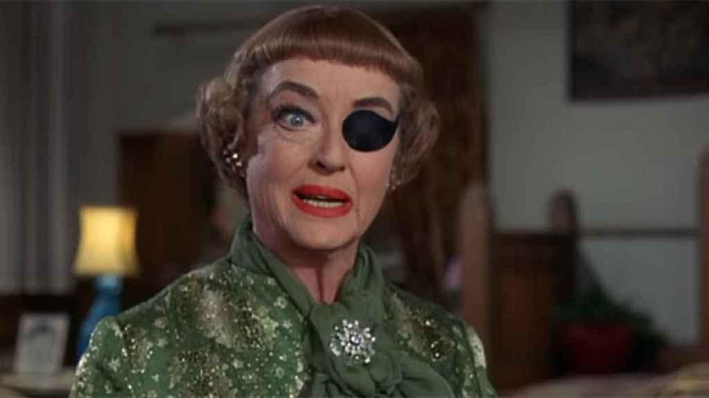 Bette Davis en El aniversario.