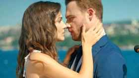'Love is in the air', al igual que otras ficciones turcas, no muestra imágenes tórridas ni violentas.