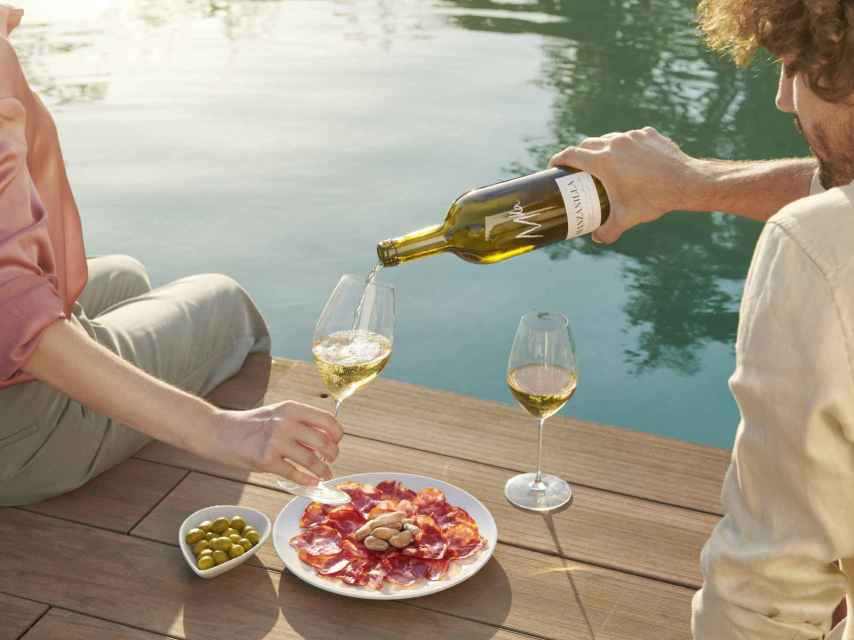 Cualquier momento es bueno para un vino de Jerez.