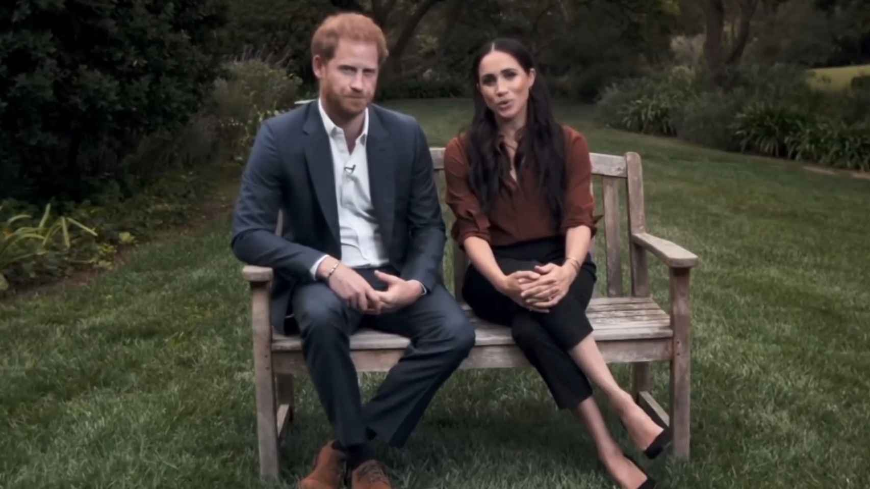 Las duras palabra de Meghan Markle hacia la Casa Real británica