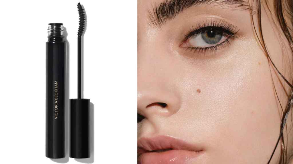 The Future Lash mask that the designer uses in her daily routine.