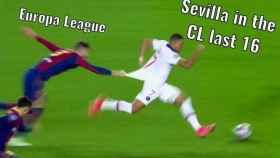 El polémico meme del Sevilla