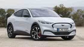 Versión probada del Ford Mustang Mach-E: 346 CV 98 kWh 4x4.