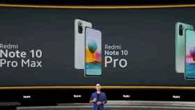 Nuevos Redmi Note 10, 10 Pro y 10 Pro Max: toda la información