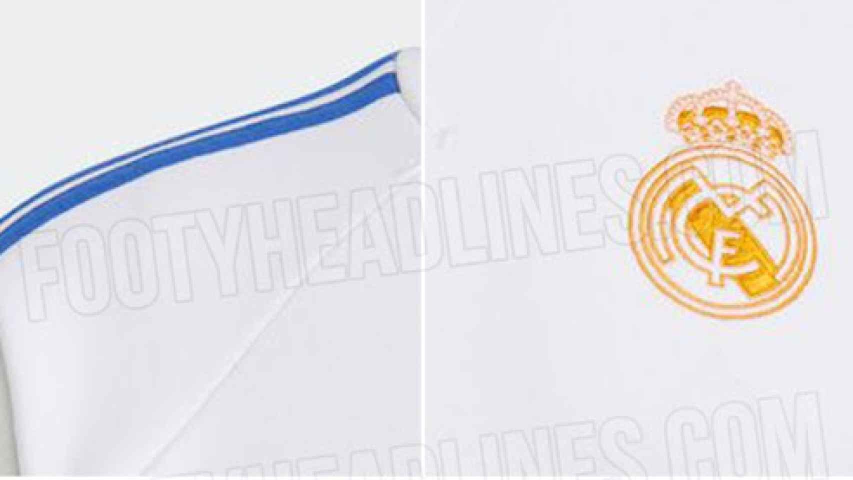 Se filtra la colección de ropa del Real Madrid 2021/2022