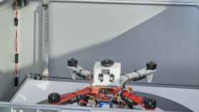 Uno de los drones con los que trabaja el ITG.