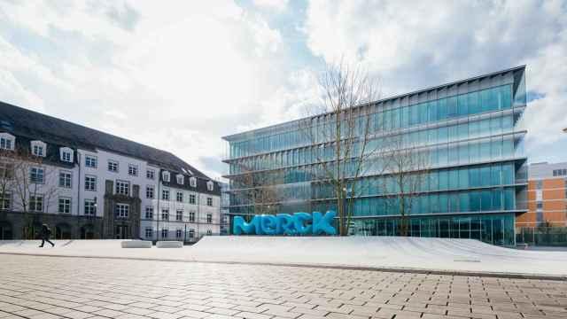 Centro de innovación de Merck, en Alemania.