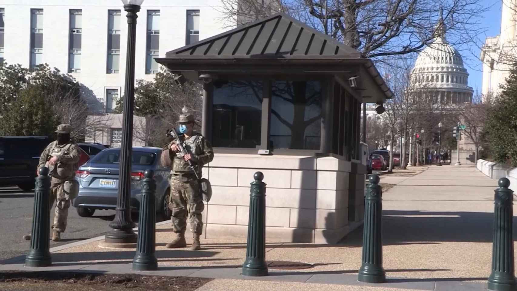 Alerta en el Capitolio: se suspende la sesión por los indicios de un nuevo asalto