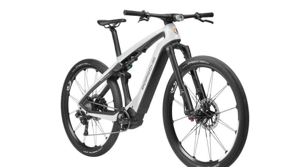 La nueva bicicleta eléctrica de Porsche