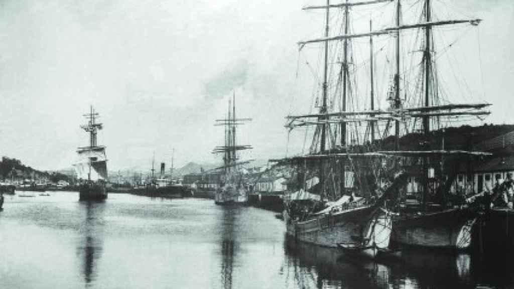 Puerto de Pasajes.