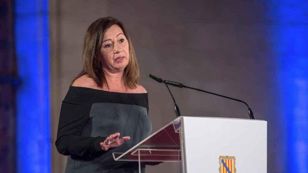 La presidenta socialista de Baleares, Francina Armengol.