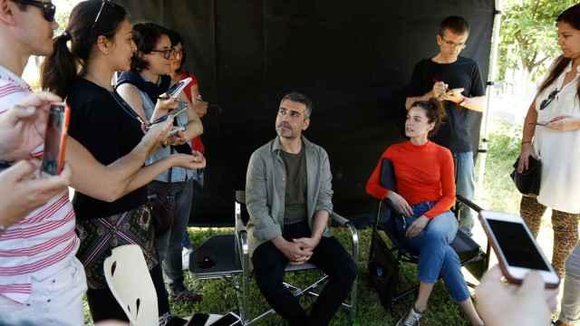 El rodaje de la serie turca de Antena 3 'Mujer', en fotos