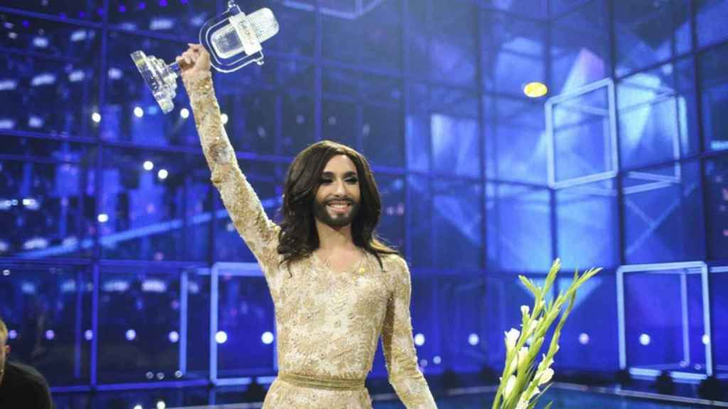 El director general de la televisión pública turca criticó la participación de Conchita Wurst en Eurovisión.