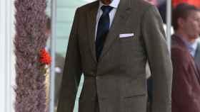 El duque de Edimburgo en una imagen de archivo.