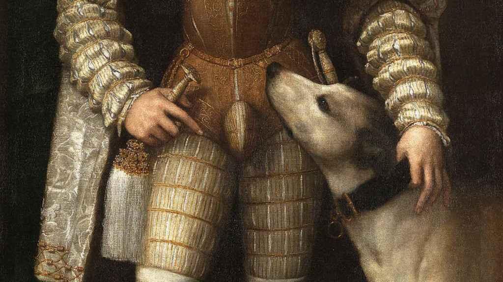 Carlos V.