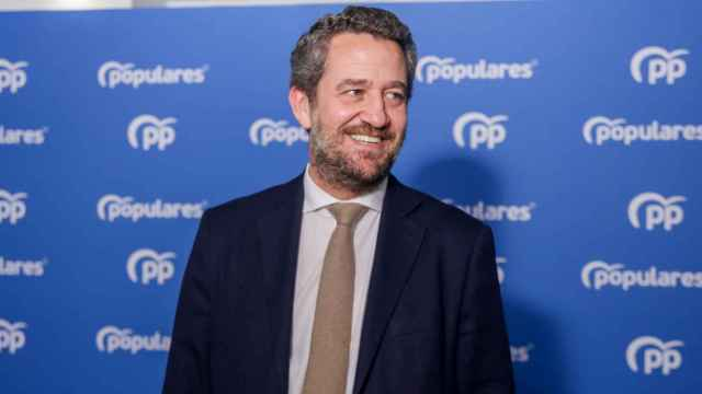 Jaime de Olano, vicesecretario de Participación del PP.
