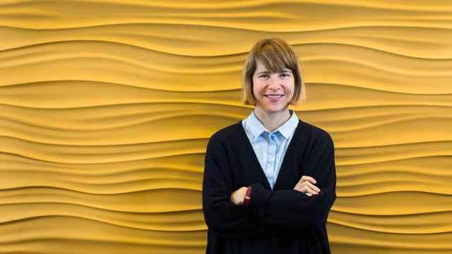 Desde 2016, Mar González es investigadora de Microsoft Research.