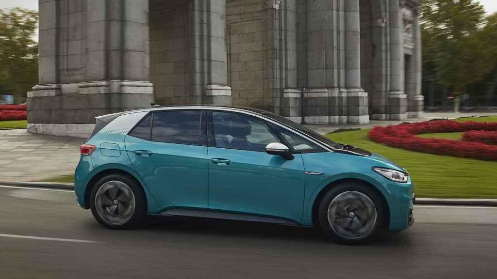 Si el VW ID.3 cuesta 30.000 euros, aproximadamente, el más barato rondaría los 20.000 euros.