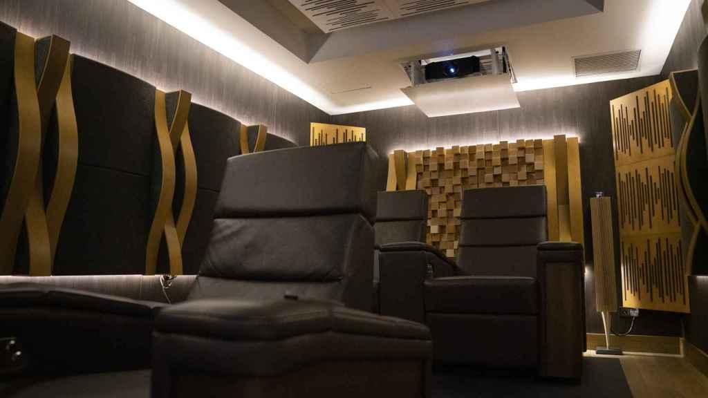 Sala de cine B&O