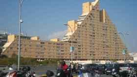 El edificio más feo de España, según el foro.