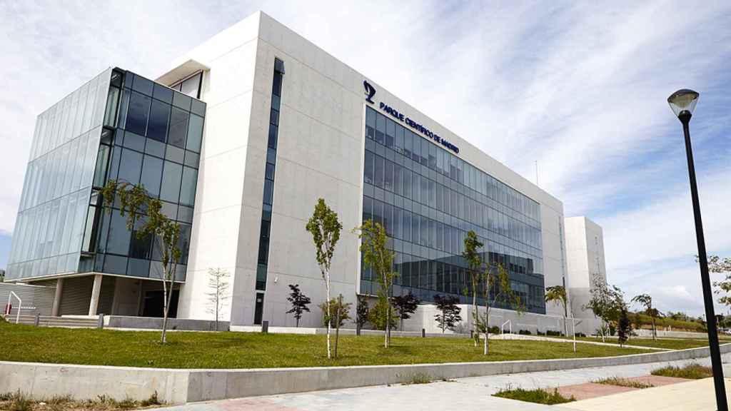 Las instalaciones del Parque Científico de Madrid, en el campus de Cantoblanco.