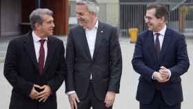 Laporta, Victor Font y Toni Freixa, candidatos a la presidencia del Barça