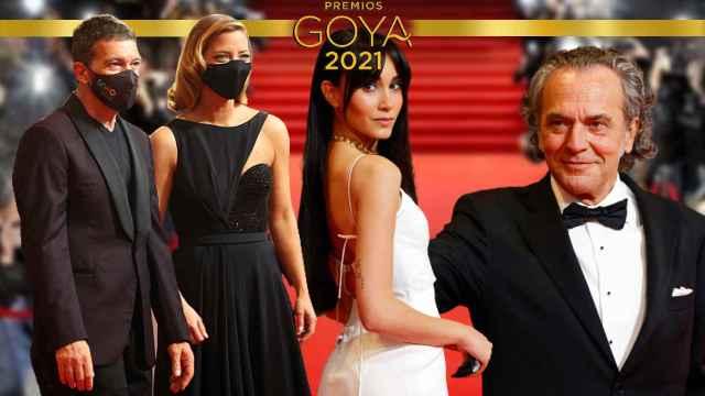 De Aitana a José Coronado: la alfombra roja de los Goya 2021, en imágenes