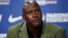 Michael Jordan, en una imagen de archivo de 2020
