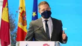 Emiliano García-Page, presidente de Castilla-La Mancha, en una imagen de archivo