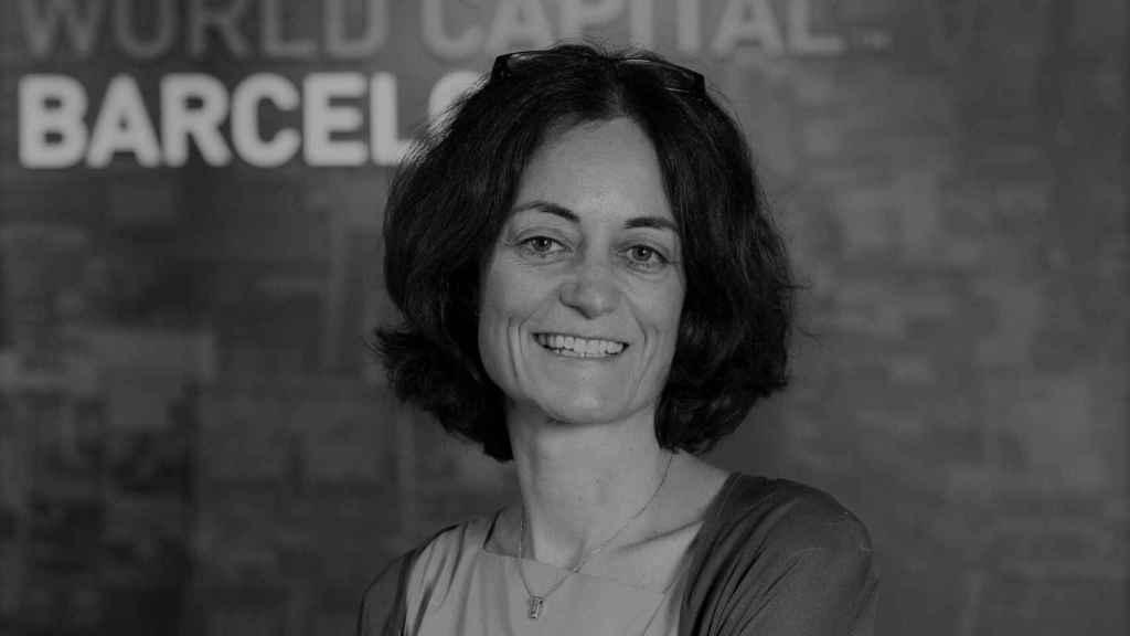 Cristina Colom, directora de la Digital Future Society