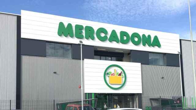 Un supermercado de Mercadona en Castellón.