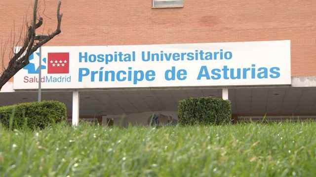 Hospital Universitario Príncipe de Asturias.