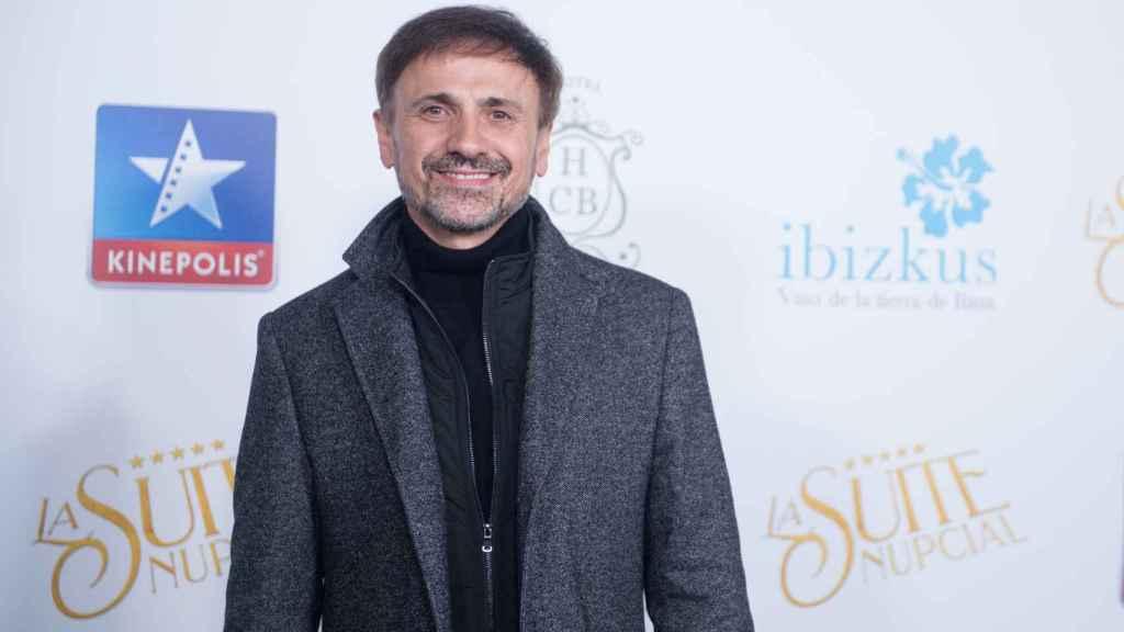 El actor José Mota, este enero, en un evento en Madrid.