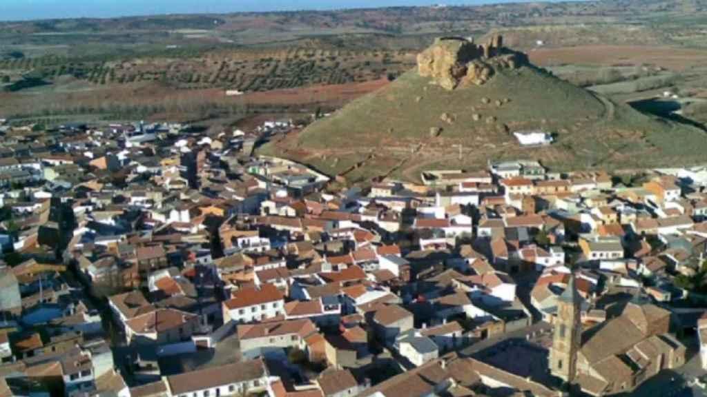 José Mota es oriundo de Montiel, un municipio de Ciudad Real.