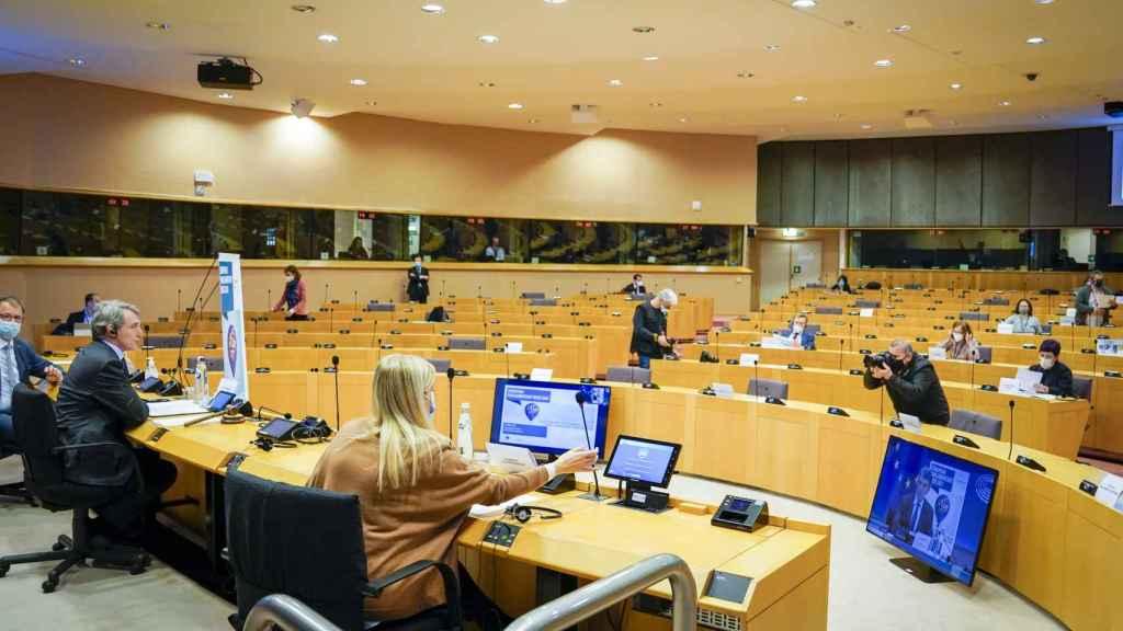 El pleno de la Eurocámara vota este lunes el suplicatorio contra Puigdemont.