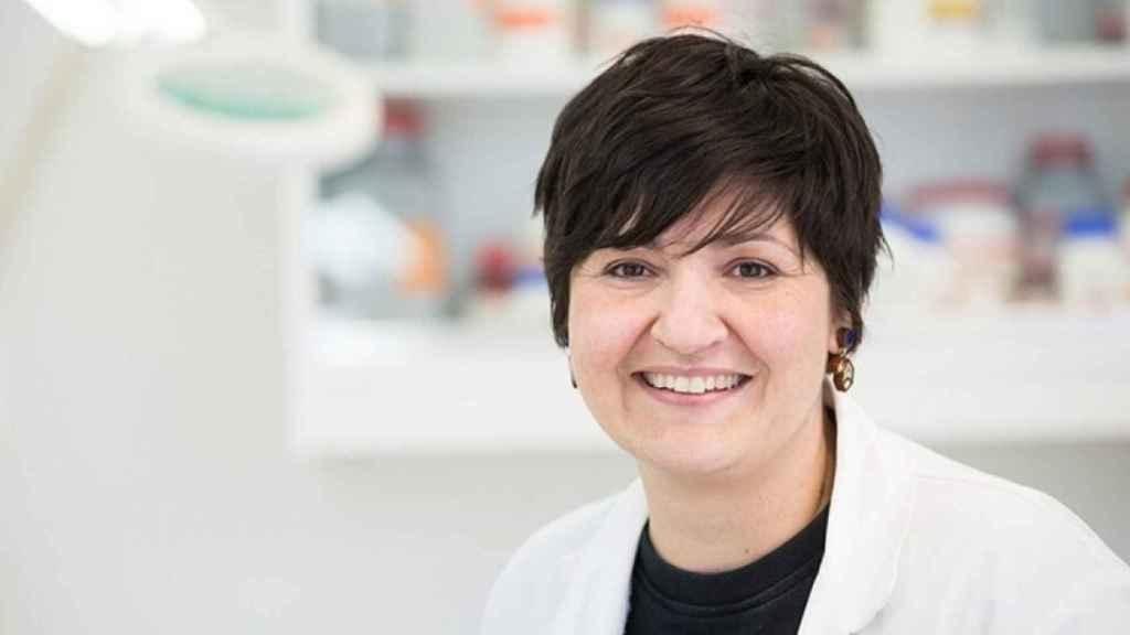 Sonia Contera, investigadora en la Universidad de Oxford