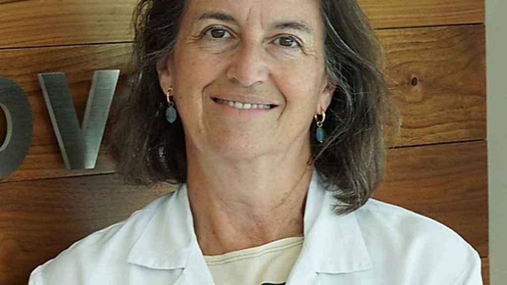 Mariana Castells, catedrática de la Escuela de Medicina de Harvard