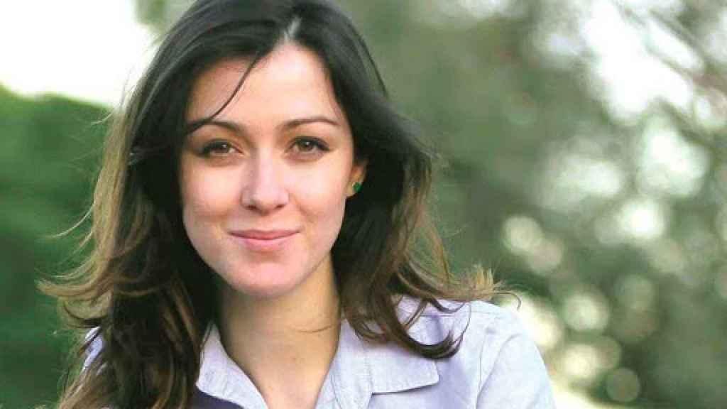 Luz Rello, profesora en el departamento de Information Systems en el IE Business School