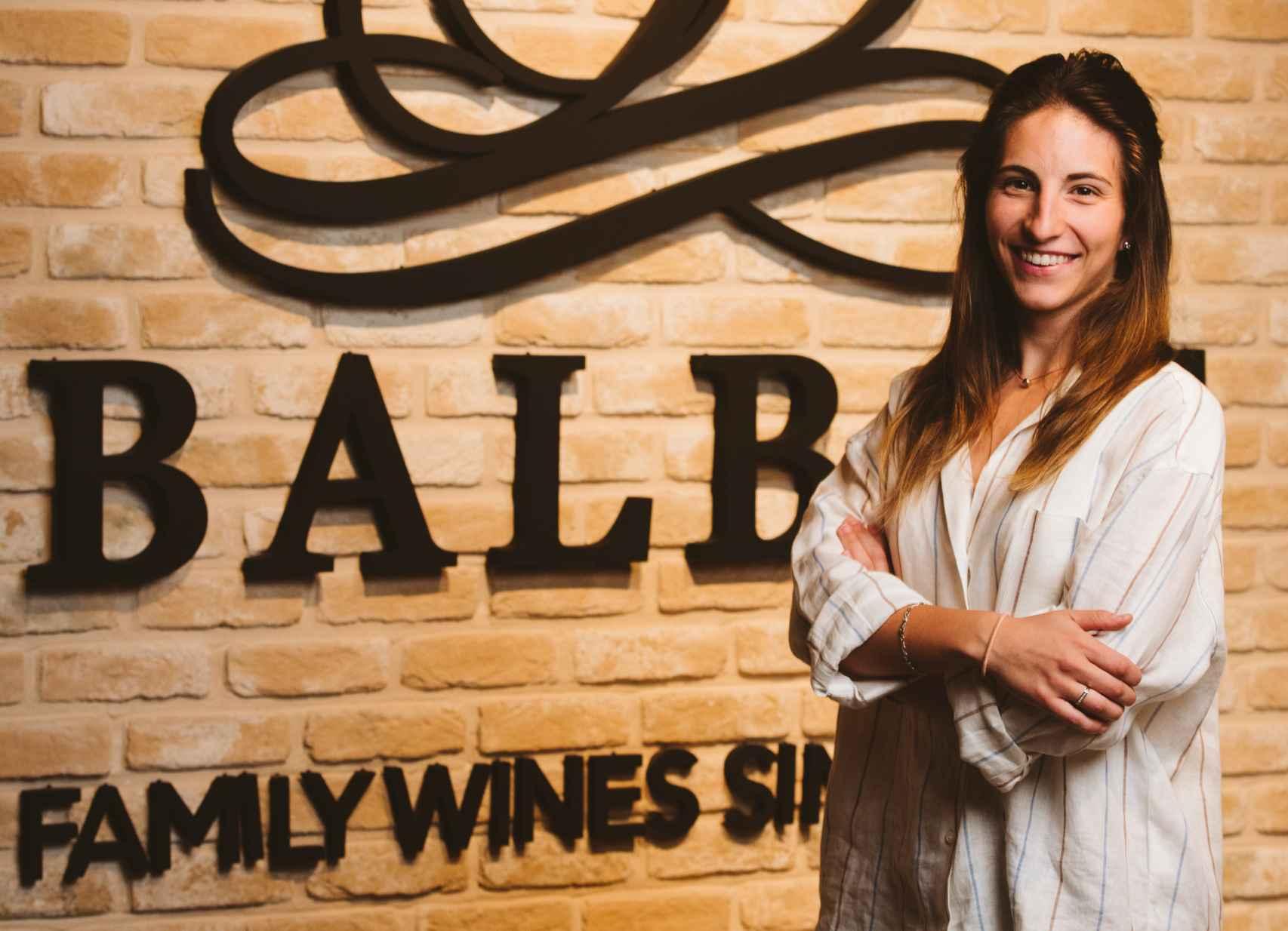 Patricia Balbás, Directora Comercial de Balbás.