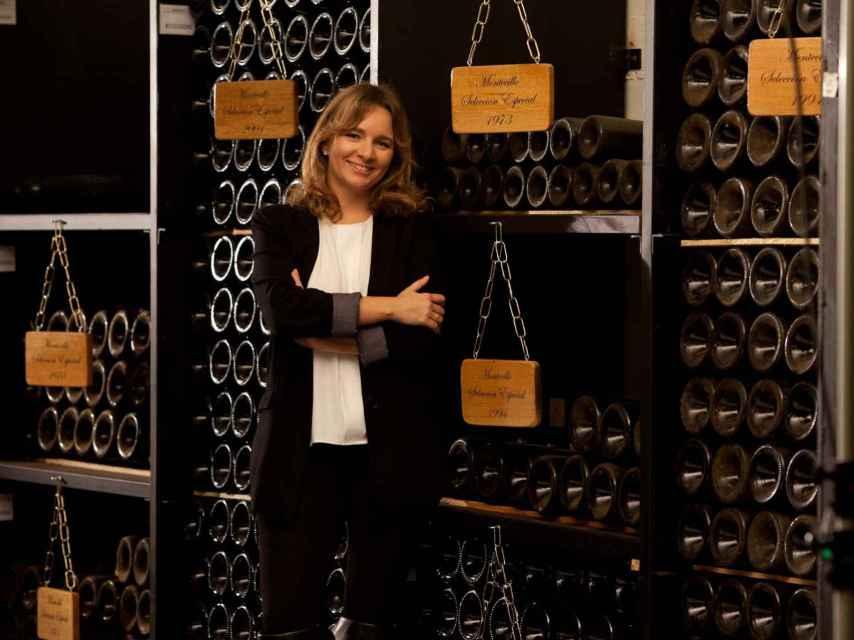 Rocío Osborne, directora de Comunicación de Osborne.