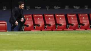 Simeone: '¿Penalti? Estas cosas las dejo para el VAR y los árbitros'